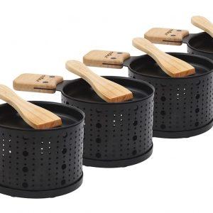 raclette à la bougie cookut