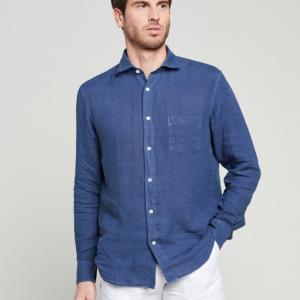 trinity-hartford-chemise-lin-bleu-denim-face