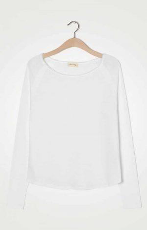 trinity-american-vintage-tshirt-SON31GE21-blanc