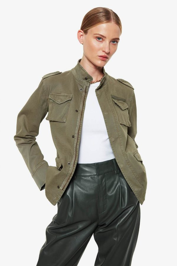 trinity-anine-bing-army-jacket-green