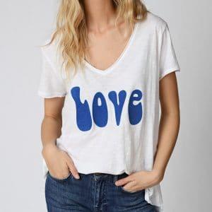 trinity-five-jeans-tshirt-love-blanc