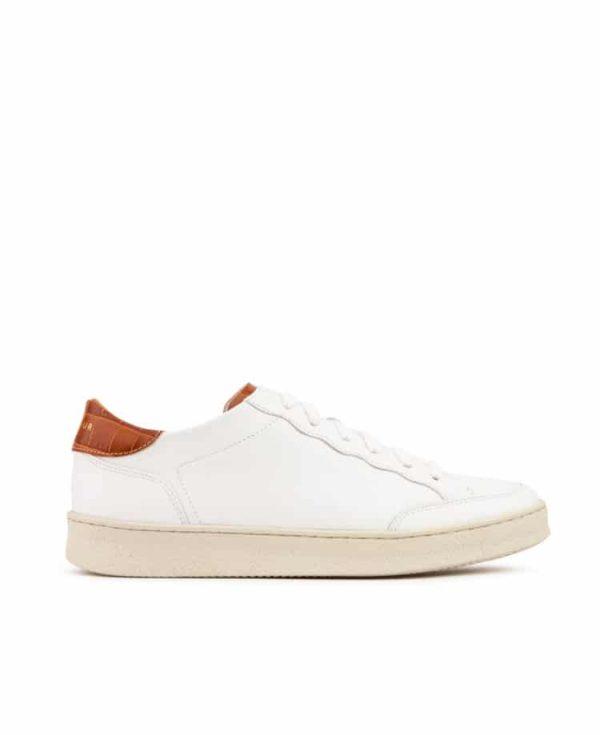 trinity-rivecour-baskets-n14-blanc-croco-havane