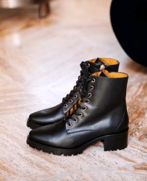 trinity-rivecour-bottines-70-cuir-noir-profil
